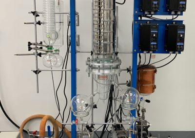 Pope Distillation