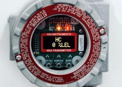 Sensor RKI Instruments